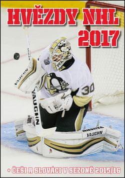 kolektiv: Hvězdy NHL 2017 - Češi a Slováci v sezoně 2015/16