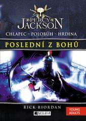 Rick Riordan: Percy Jackson – Poslední z bohů - 5. díl