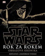 kolektiv: Star Wars Rok za rokem Obrazová kronika