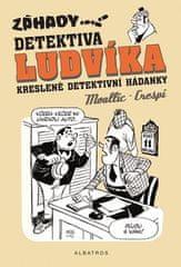 Moallic: Záhady detektiva Ludvíka - Kreslené detektivní hádanky