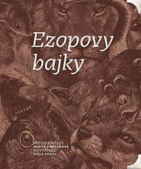 Marta Knauerová: Ezopovy bajky