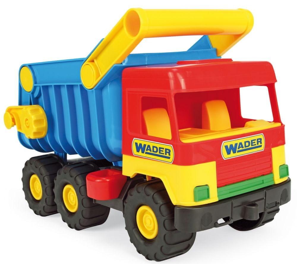Wader Auto middle Truck sklápěč 38 cm
