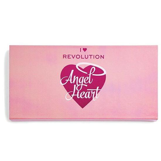 I Heart Revolution Paletka očních stínů Angel Heart 9 g