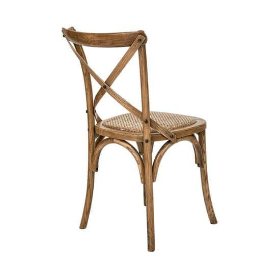 Butlers Židle - hnědá
