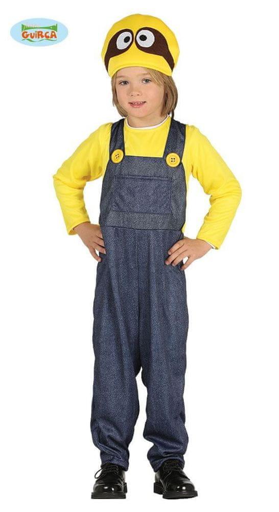 Dětský kostým mimoň - velikost 3-4 roky