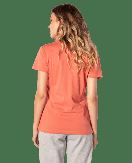 Rip Curl dámské tričko The Wave Tee M oranžová