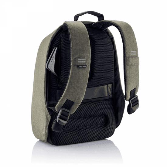 XD Design Bezpečnostní batoh Bobby Hero Small, zelený (P705.707)