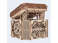 Wooden city Tajemná krabice