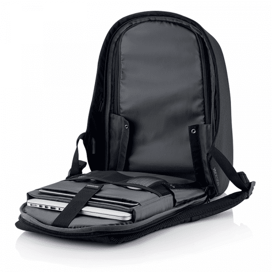 XD Design nahrbtnik Bobby Hero Regular, črni (P705.291)