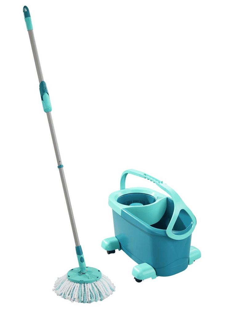 Leifheit Set Clean Twist Disc Mop Mobile (EVO)