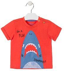Losan chlapecké tričko 68 červená