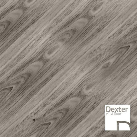 Dexter vinyl Vinylová podlaha - click kaštan30