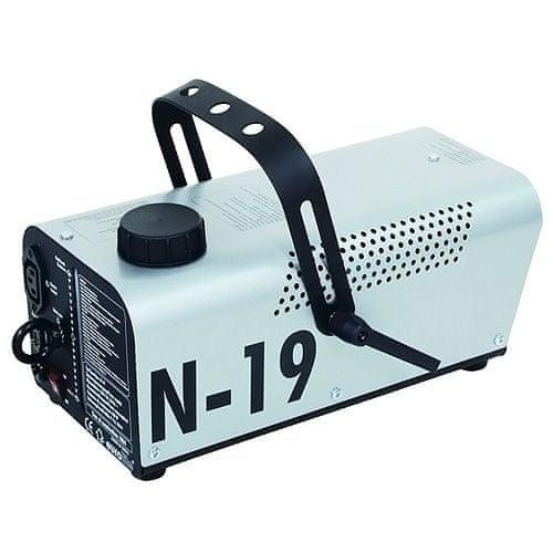 Eurolite Výrobník mlhy , N-19, výrobník mlhy, stříbrný