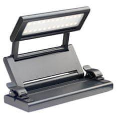 Stagg Lampa LED , Składany - kolor czarny