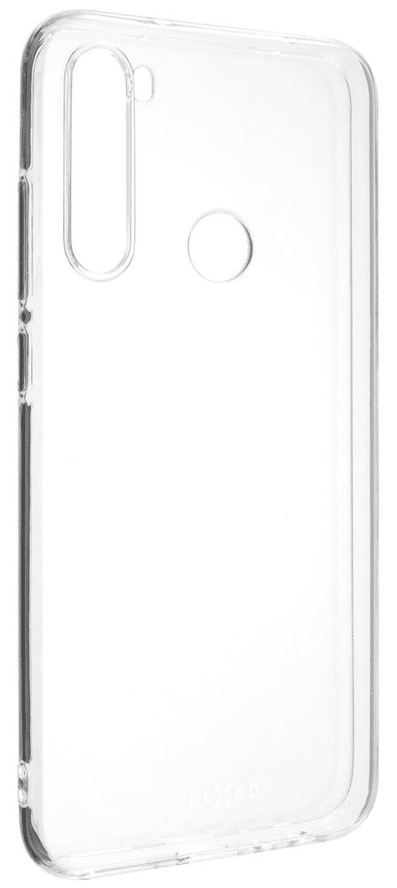 FIXED TPU gelové pouzdro pro Xiaomi Redmi Note 8T FIXTCC-455, čiré