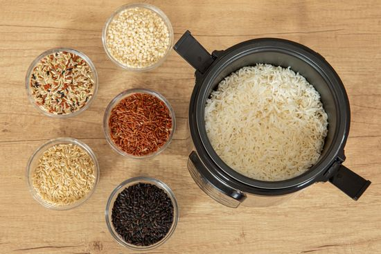 SENCOR kuhalnik za riž SRM 0650SS