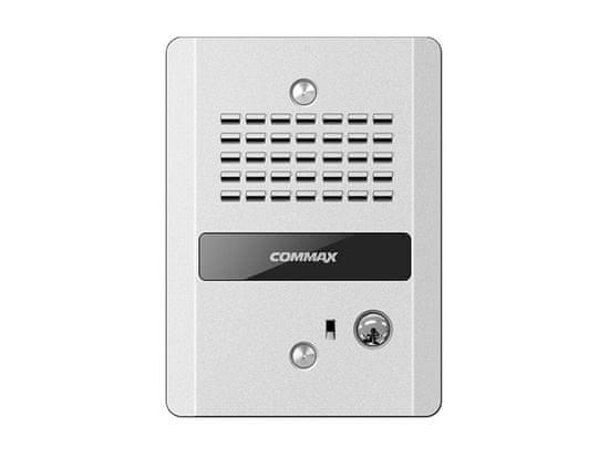 COMMAX DR-2GN - dverné stanice, audio + 1 tlačidlo, 1 + n