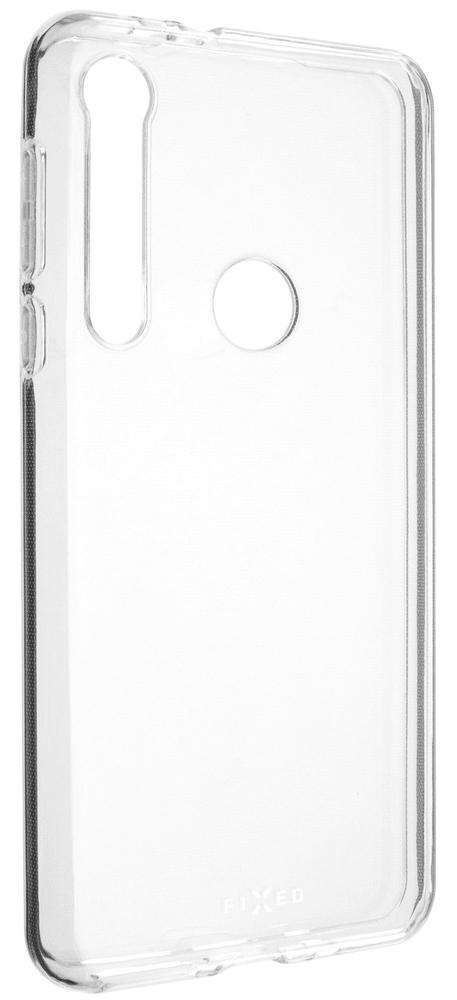 FIXED Ultratenké TPU gelové pouzdro Skin pro Motorola Moto G8 Play FIXTCS-479, čiré