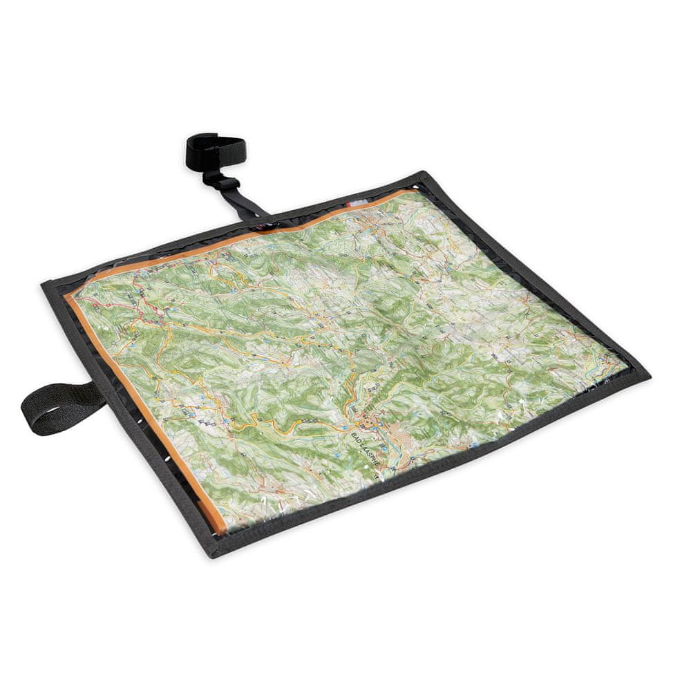 Tatonka Mapper black obal na mapu