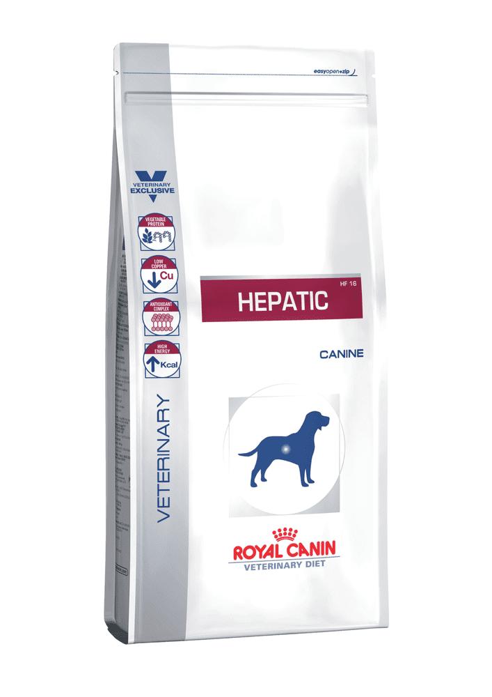 Royal Canin Veterinary Diet Dog Hepatic 6 kg
