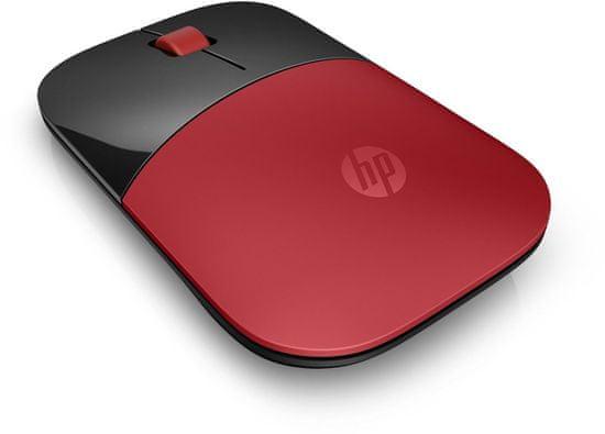 HP mysz Z3700, Cardinal Red