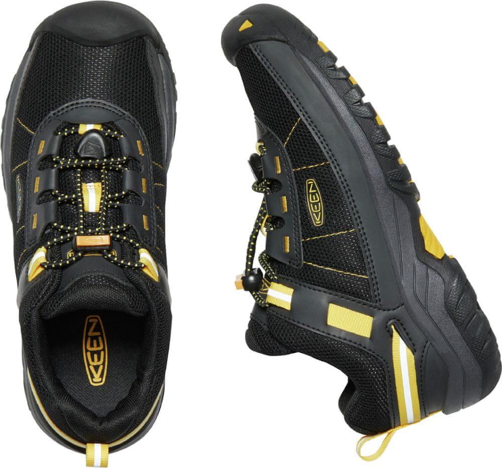 KEEN dětská obuv Targhee Sport C 1022692 24 černá
