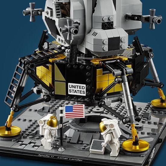 LEGO Creator Expert 10266 Lunární modul NASA Apollo 11