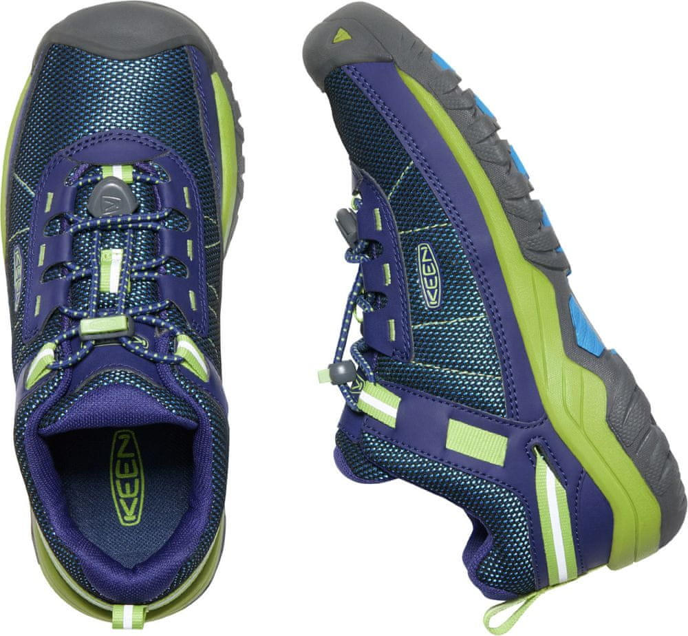 KEEN dětská obuv Targhee Sport C 1022691 24 modrá
