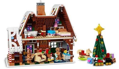 LEGO Creator Expert 10267 Chatka z piernika