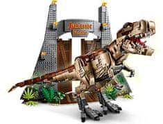 LEGO Jurassic World 75936 Jurski park: T. rex nadzor