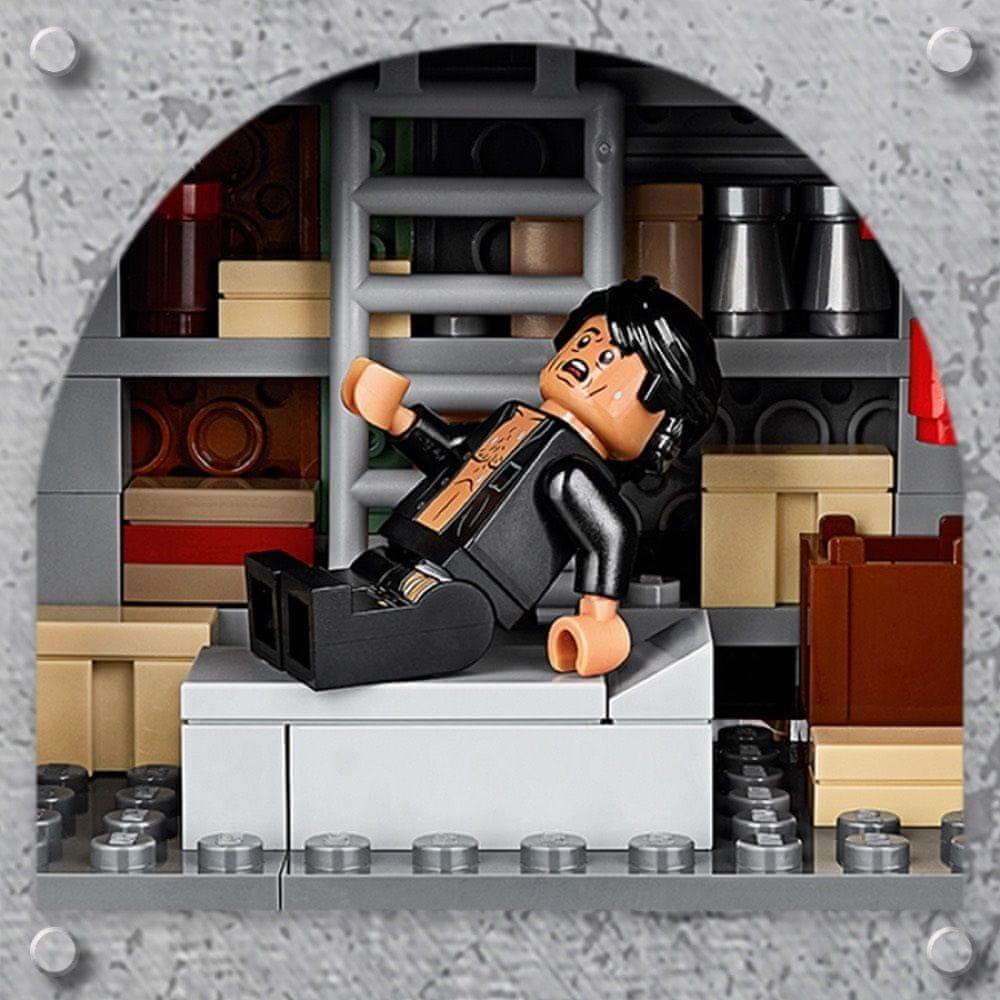 LEGO Jurassic World 75936 Jurský park: Řádění T. rexe - rozbaleno