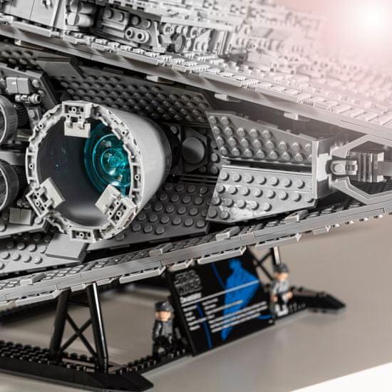 LEGO imperialna ladja Star Destroyer Star Wars™ 75252