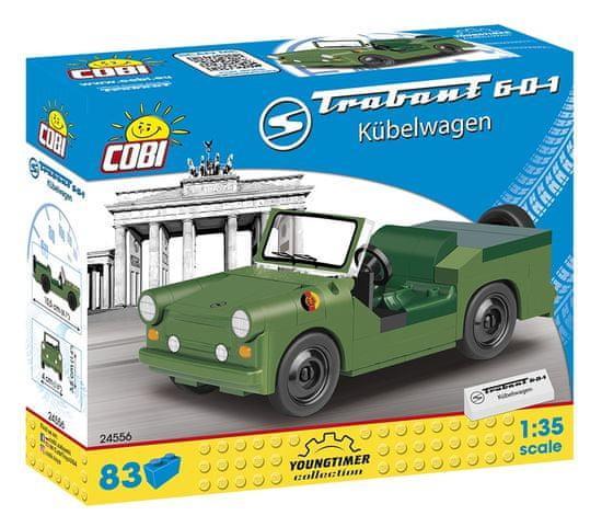 Cobi 24556 Trabant 601 Kubelwagen