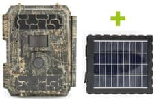 Oxe Panther 4G i słoneczny panel + 32GB SD karta i 12x bateria darmo!