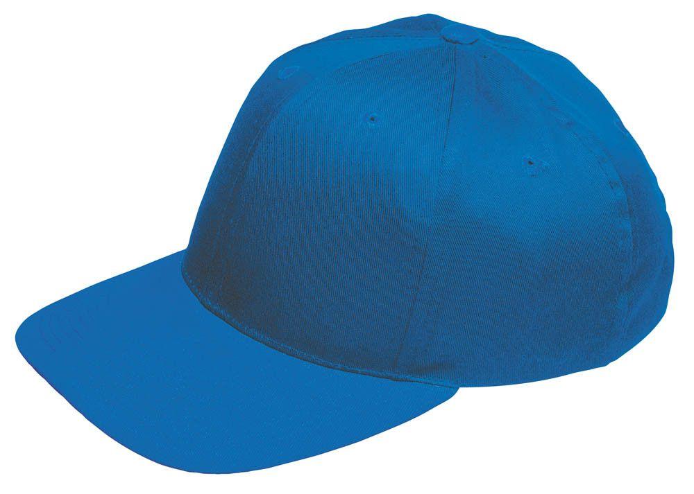 Lockweiler Birrong bezpečnostní kšiltovka s plastovou výztuhou světle modrá