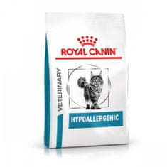 Royal Canin Veterinary Health Nutrition Cat Hypoallergenic 4,5 kg
