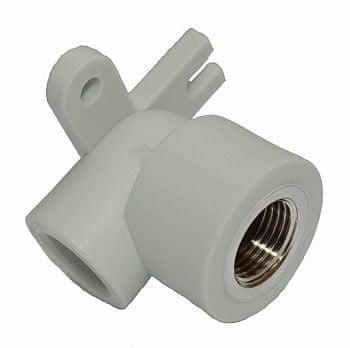 """FV PLAST 219120 PPR Koleno nástenné 20x1/2"""""""