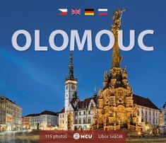 Libor Sváček: Olomouc - malá / vícejazyčná