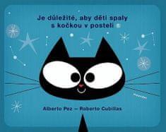 Alberto Pez: Je důležité, aby děti spaly s kočkou v posteli
