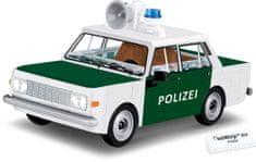 Cobi 24558 Wartburg 353 Policja