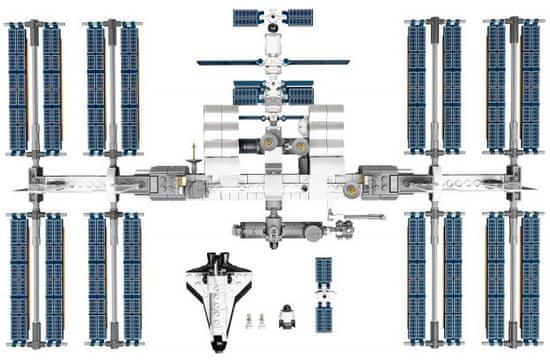 LEGO Ideas 21321 Mednarodna vesoljska postaja