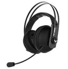 Asus TUF Gaming H7 Wireless slušalke, črne