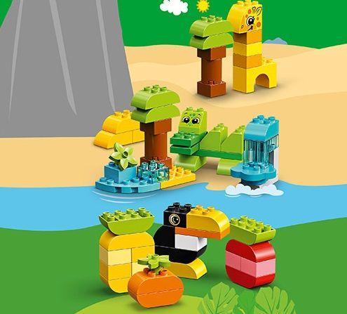 LEGO DUPLO® 10934 Živali - kreativni set