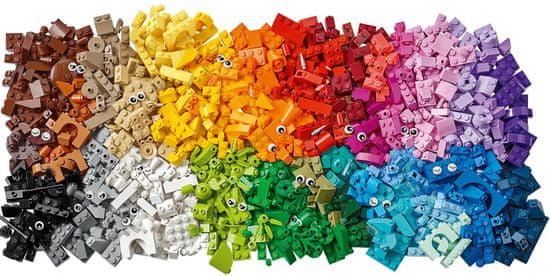 LEGO zestaw Classic 11011 Klocki i zwierzęta