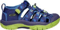 KEEN dětské sandály Newport H2 K 1022834 24 modrá