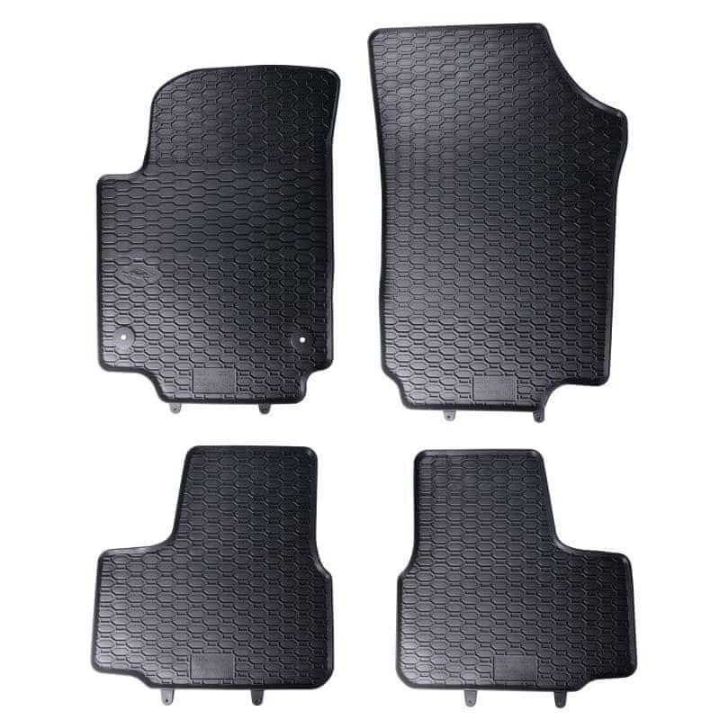 Geyer & Hosaja Gumové autokoberce Seat MII 2012-