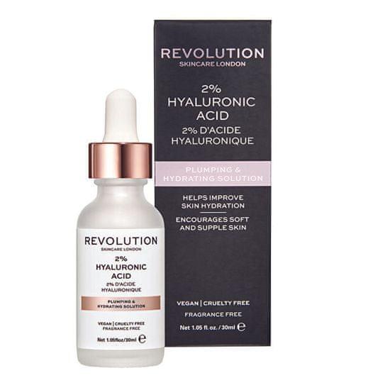 Revolution Skincare Hydratační sérum Skincare Hyaluronic Acid (Plumping & Hydrating Solution) 30 ml