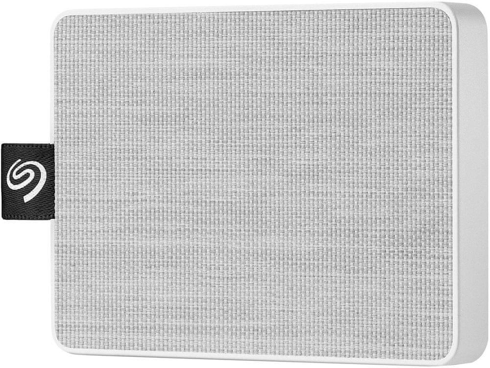 Seagate One Touch SSD 1TB, bílá (STJE1000402)