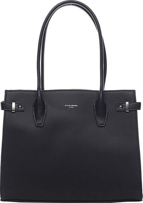David Jones Dámská kabelka Black CM5602