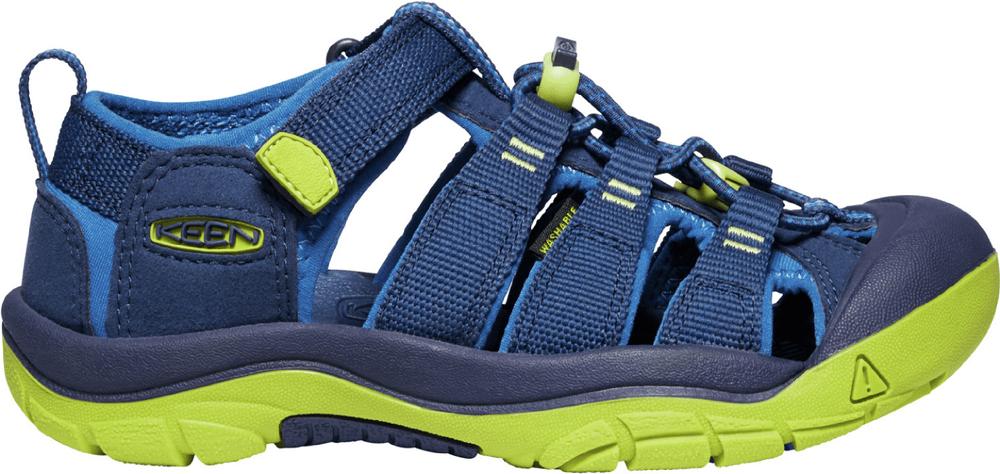 KEEN juniorské sandály Newport H2 Jr. 1022847 37 modrá